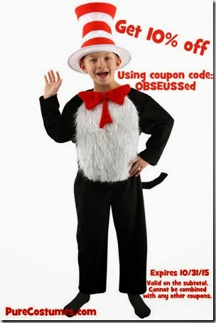cat in the hat costume pure costumes