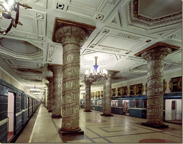 24 stations de métro stupéfiantes (13)