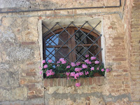 Tuscan window box