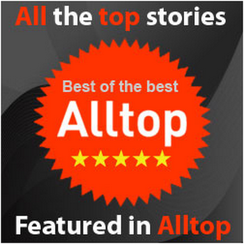 Artpromotivate Listed in ALLtop Content Aggregator
