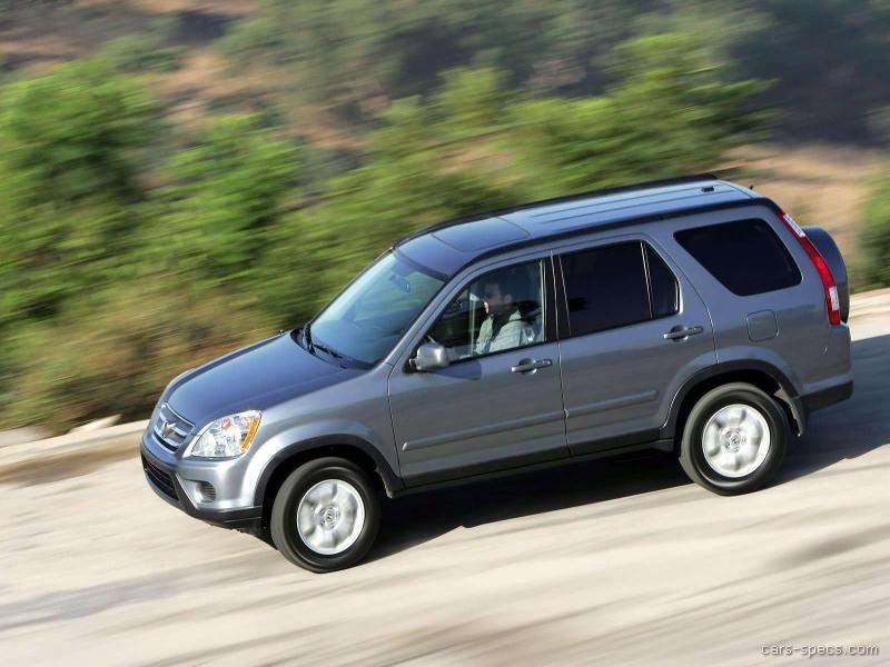 2007 honda cr v suv specifications pictures prices. Black Bedroom Furniture Sets. Home Design Ideas