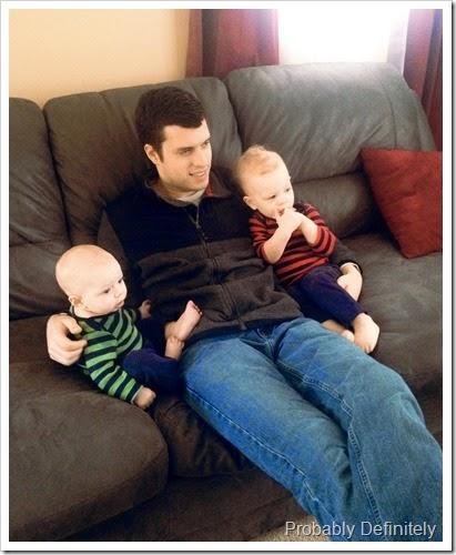 Reid, Dustin & Everett