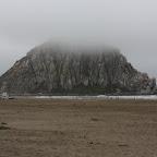 Voilà donc le fameux (?) Morro Rock.