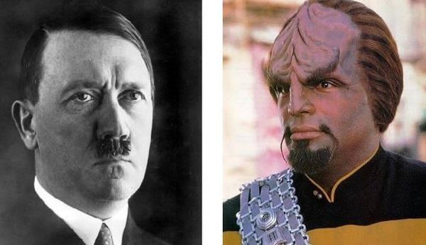 6- Hitler e Tenente Worf