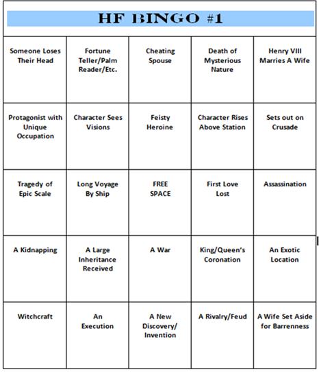 HF Bingo 1