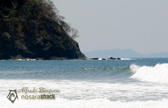 Camaronal_Beach_By_Nosara_Shack