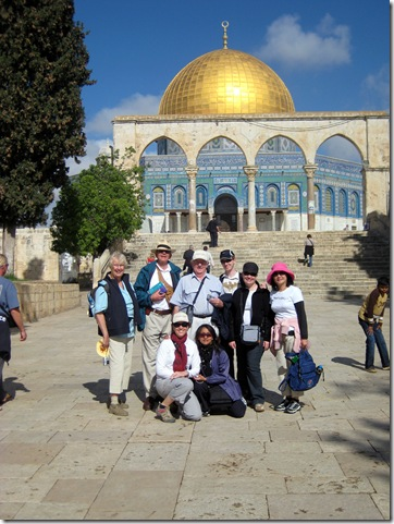 122 On the Temple Mount