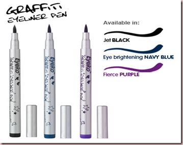 grafitti eyeliner pen
