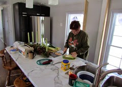 1411216 Nov 29 Barb Making Vegetable Dish