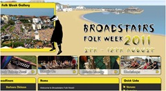 broadstairs folk week 2011