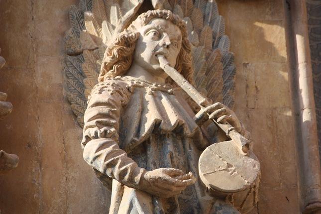 Medieval figure Xativa
