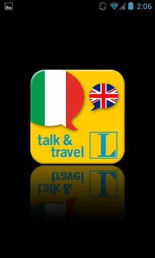 Italian talk travel