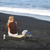 Black Sand Beach Camping