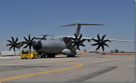 A400M Rollout