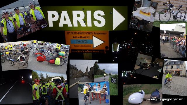 A few photos from Paris Brest Paris 2011