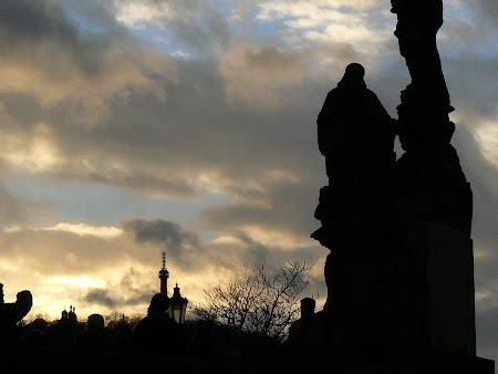Obiective turistice Praga:  Podul Carol