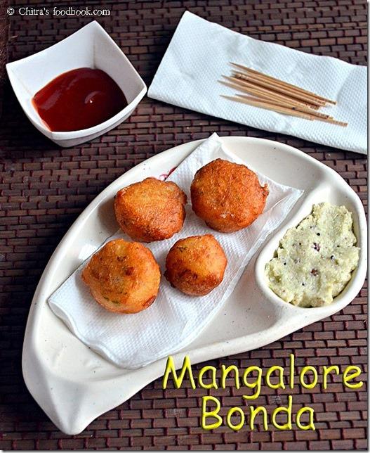Mangalore-bonda