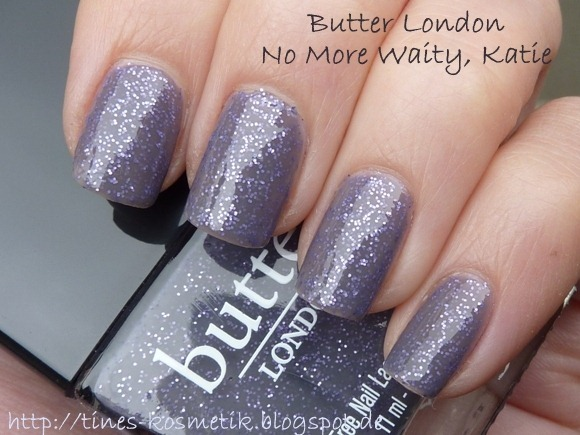 Butter London No More Waity Katie 2