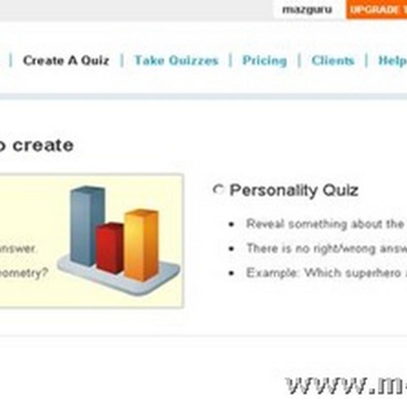 Tutorial Soal Online Interaktif Untuk Blog Belajar Dan Nge Blog