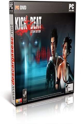 KickBeat Steam Edition-RELOADED-pc-cover-box-art-www.descargasesc.net