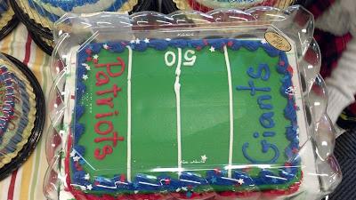 スーパーで売ってたケーキ