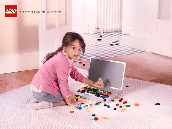 Creatividad publicitaria lego1