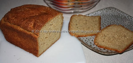 Sourdough Whole Grain Bread