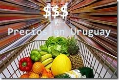 Precios en uruguay