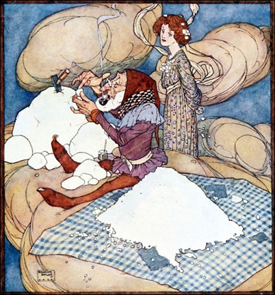 edmund dulac drop of crystal