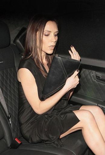 Victoria Beckham Hermes Envelope Clutch