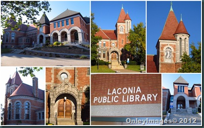 Laconia NH Library