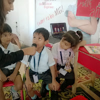 Pre-Primary on 24th March, 2014 GDA Harni