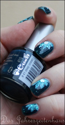 Nageldesign Deep Ocean 3