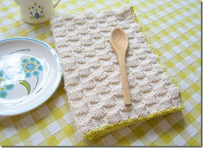 Cozy Things Waffle Knit Cotton Dishtowel A Love Affair
