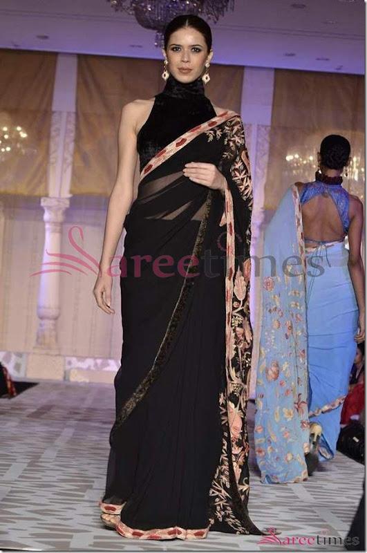 Meera_Muzaffar_Ali_Black_Designer_Sari copy