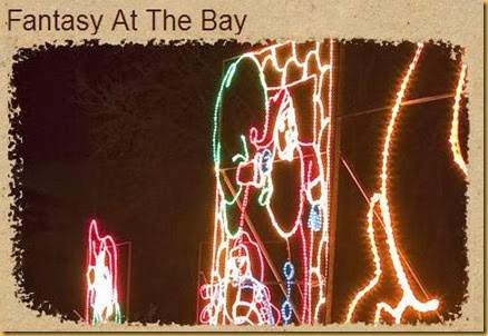Enjoy Utah!: Willard Bay Christmas Lights 2013: Fantasy At The Bay