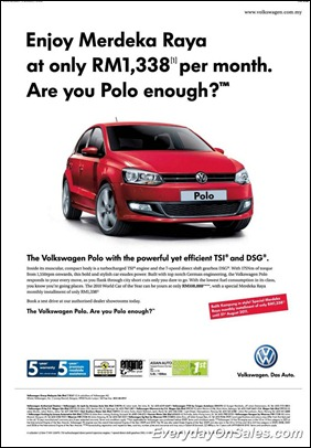 volkswagen-polo-raya-2011-EverydayOnSales-Warehouse-Sale-Promotion-Deal-Discount