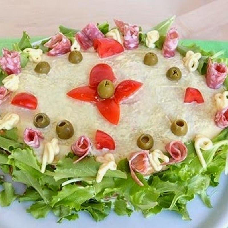 Σάντουιτς τούρτα