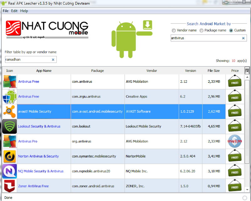 Cara Download APK dari Market Android ke Komputer