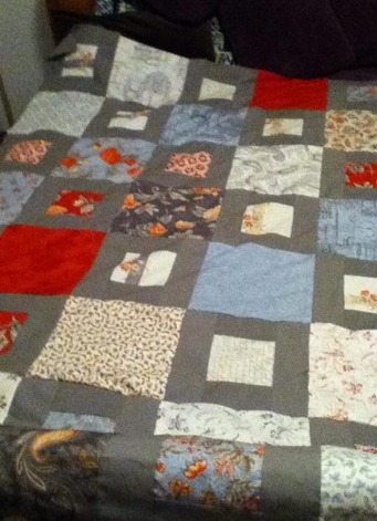 1   2 Quilt by Sarah J