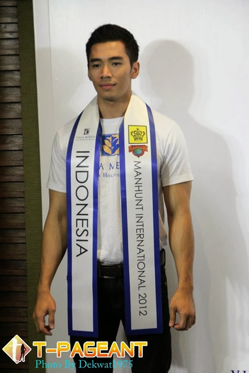 Hot Indonesian  Model - Akbar Kurniawan 12