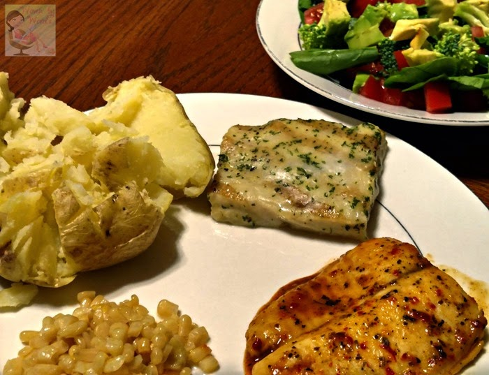 Gorton's Seafood Dinner