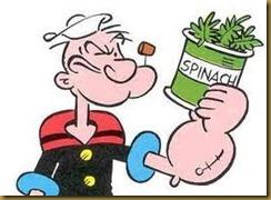 espinafre popaye
