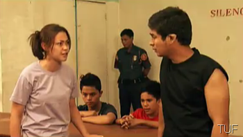 Jodi Sta. Maria and Coco Martin in MMK