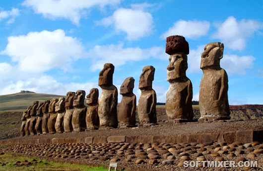 Оронго существовал задолго до возникновения культа Тангата-ману