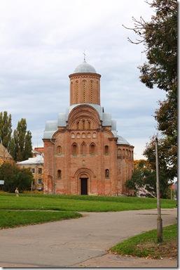 П'ятницька церква, Чернігів