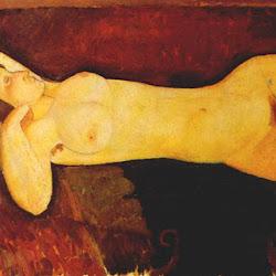 Modigliani, Reclining Nude