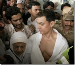 amir khan dan ibunya tunai haji di mekkah 1