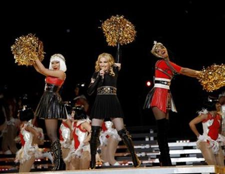 Madonna- Super Bowl Halftime Show 5