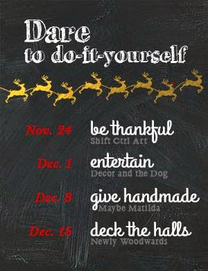 Dare to DIY 2014!